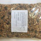 hazelnut and sultana gluten free granola